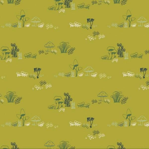 """Bomuld """"Dew & Moss"""" DWM-45610 fra Art Gallery..."""