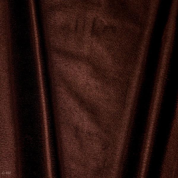 "Læderimitation ""Maro"" brun"