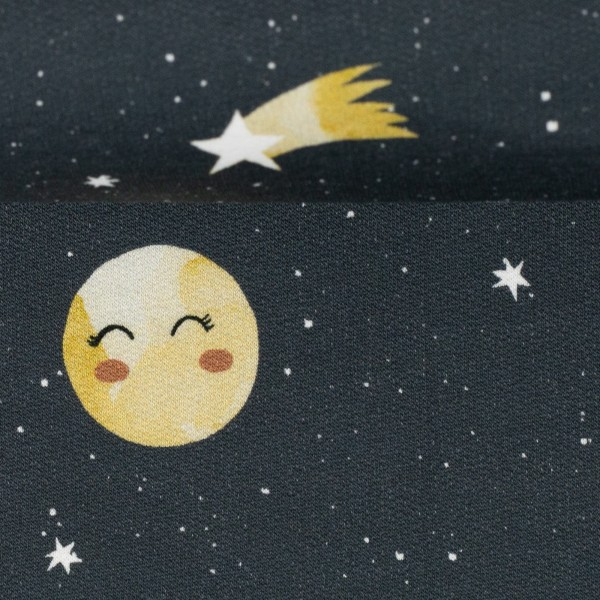 "Isoli ""Mini Forest"" måne og stjerner"