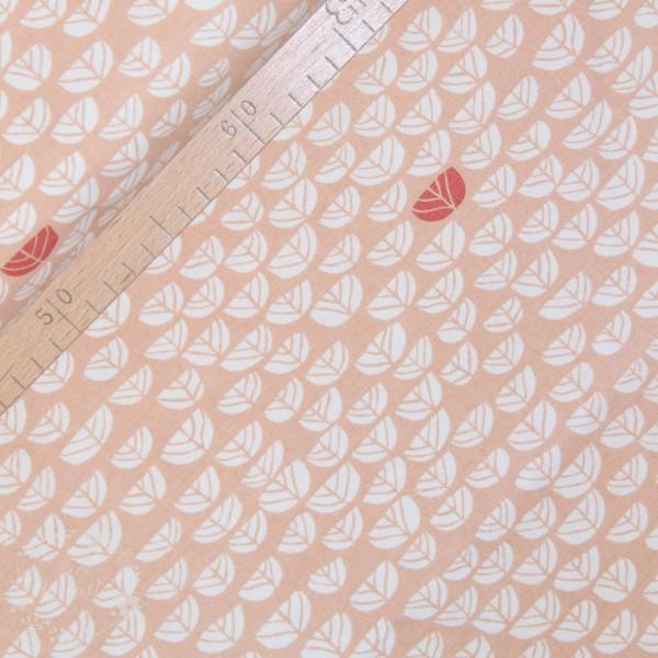 "BIO-Interlock-Bomuldsjersey ""Hidden Garden"" kmi17she fra Birch Fabrics"