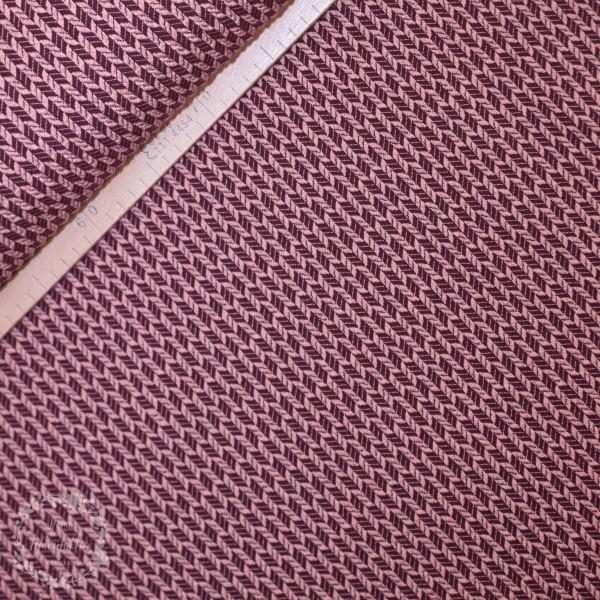 "BIO-Jacquard kollektion ""Grain Knit"" fra Hamburger Liebe"
