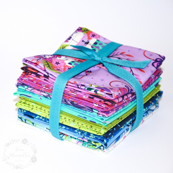 "Fat Quarter Bundle ""Homemade"" by Tula Pink"