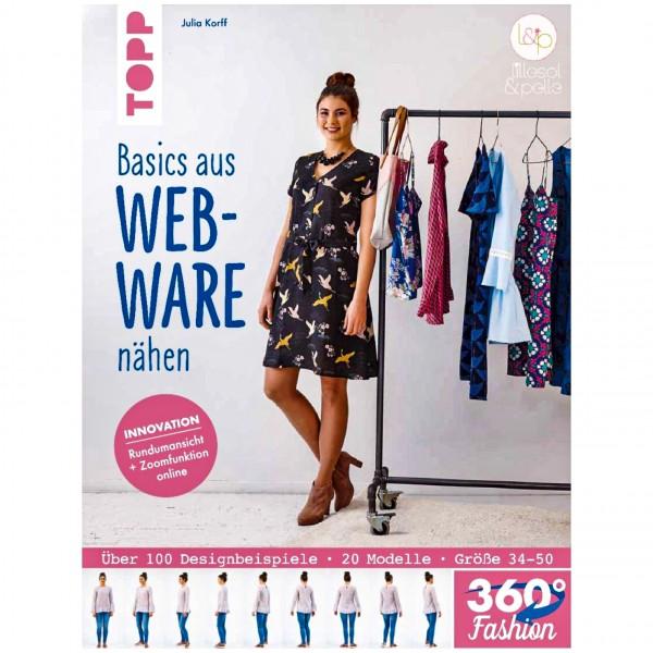 """Bog """"Basics aus Webware nähen"""" str 34 - 50"""