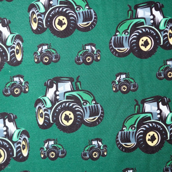 "100 cm Softshell ""Fiete"" traktor"