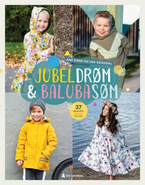 """Bog """"Jubeldrøm & Balubasøm"""""""