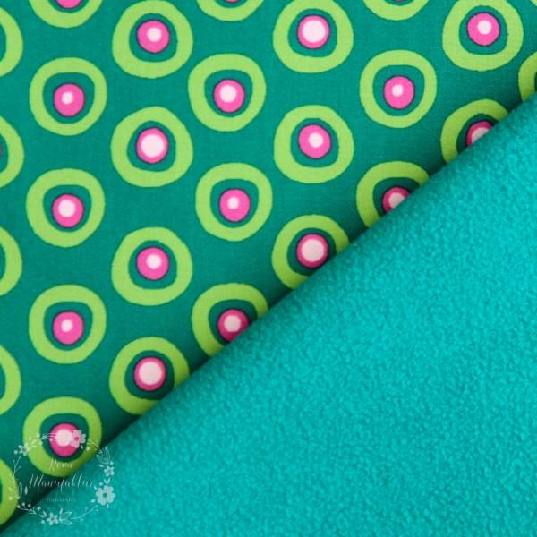 "Softshell ""Dots green"""