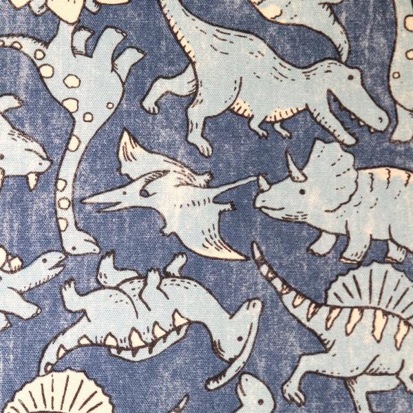"""Canvas fra KOKKA """"Mono Eco Dino"""""""