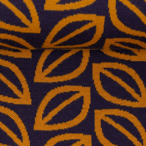 "Jacquard ""Fall Leaves"" by Lycklig Design"