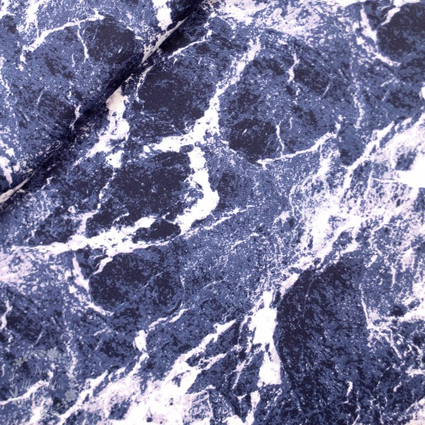 """French Terry kollektion """"Jette"""" marble"""