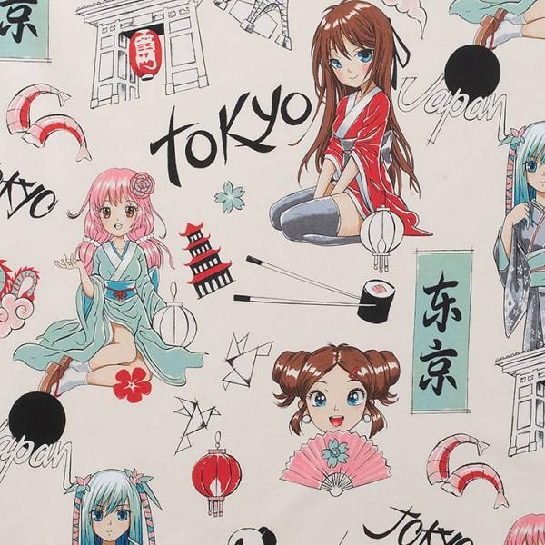 "Bomuld ""Tokyo Dream"""