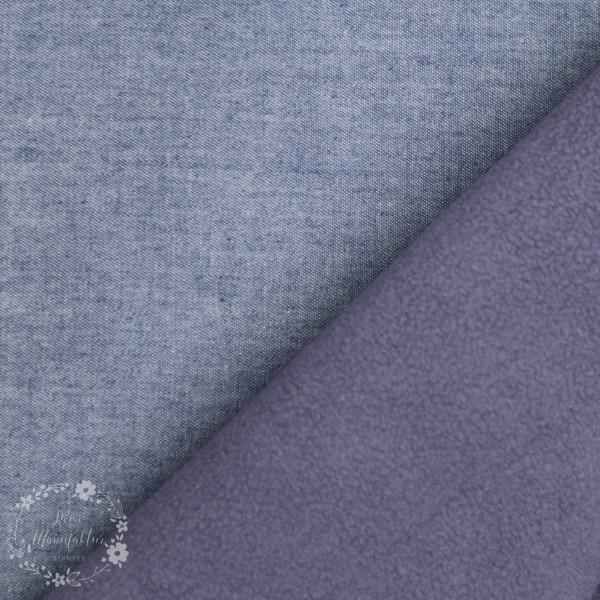 "Softshell ""Toronto"" jeans lysebla"