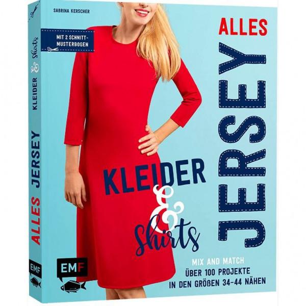 "Bog ""Alles Jersey - Kleider & Shirts - Mix and..."