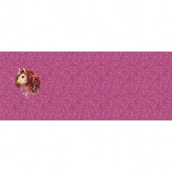 "60 cm French Terry Panel kollektion ""Windsong Pony"" by From Heart to Needle"