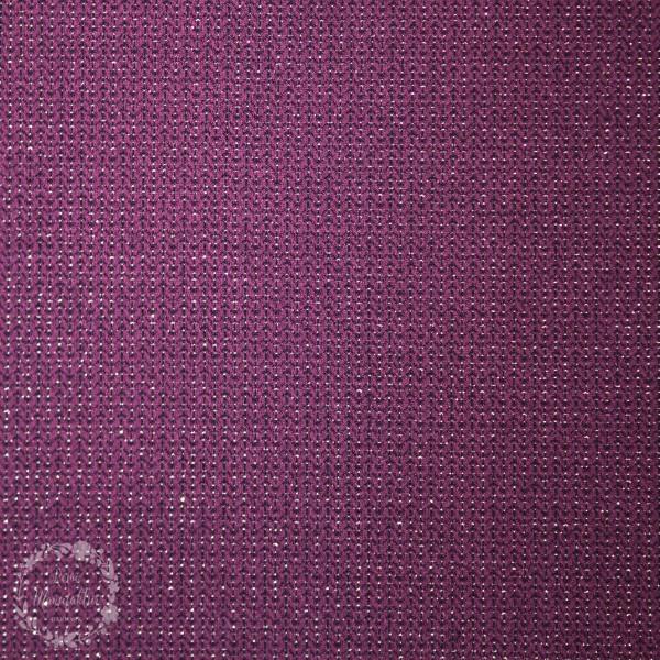 """BIO-Jacquard kollektion """"Knit Knit Glam"""""""