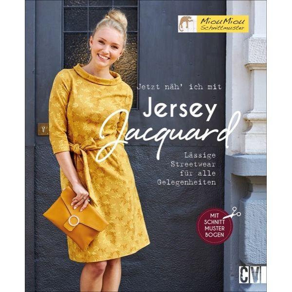 """Bog """"Jetzt näh ich - mit Jersey Jacquard"""" (str..."""