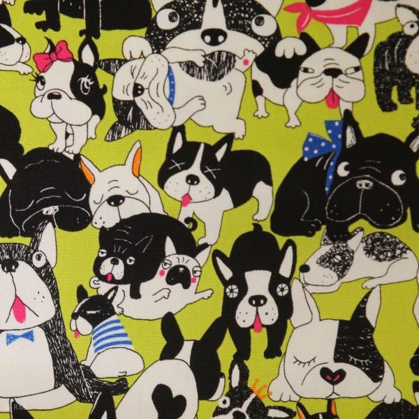"Canvas ""Funny Dog 2"""