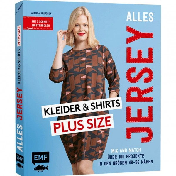 "Bog ""Alles Jersey - Kleider & Shirts Plus Size"""