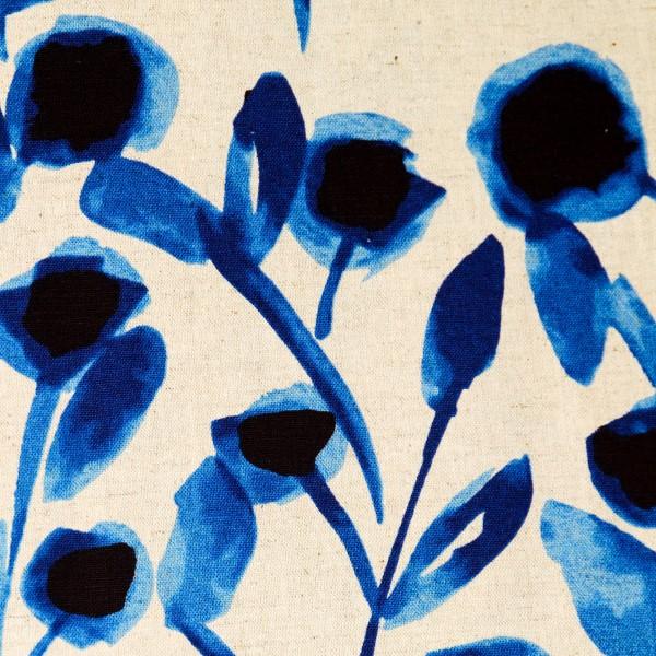 Canvas med blomster fra Robert Kaufman