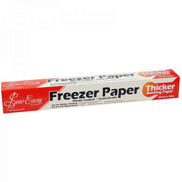 "Sew Easy ""Freezer Paper"""