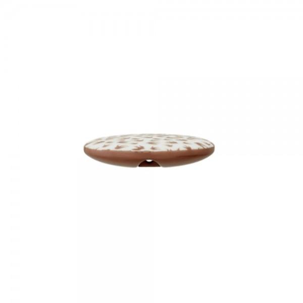 23 mm Øje-Knap med svalerne