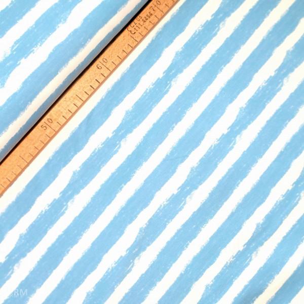 Bio-Sweat Mellow Stripes light blue