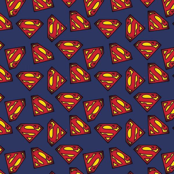 """Bomuld """"Superman"""" Logo"""