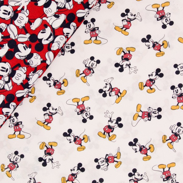 """Disney-Bomuld """"Mickey Mouse"""""""
