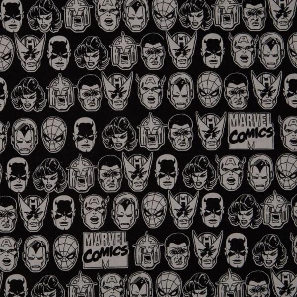 """Bomuld kollektion """"Marvel Comics III -..."""