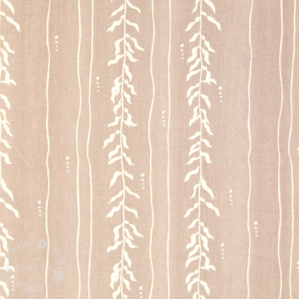 "BIO-Bomuld ""Beyond the sea"" b7shr fra Birch Fabrics"