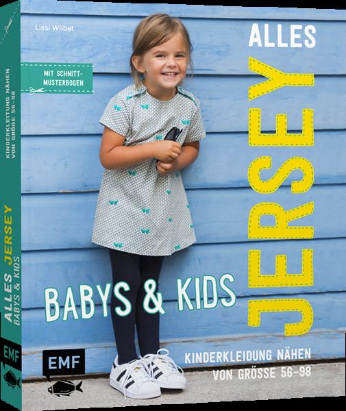 """Bog """"Alles Jersey - Babys & Kids"""" str 56 - 98"""