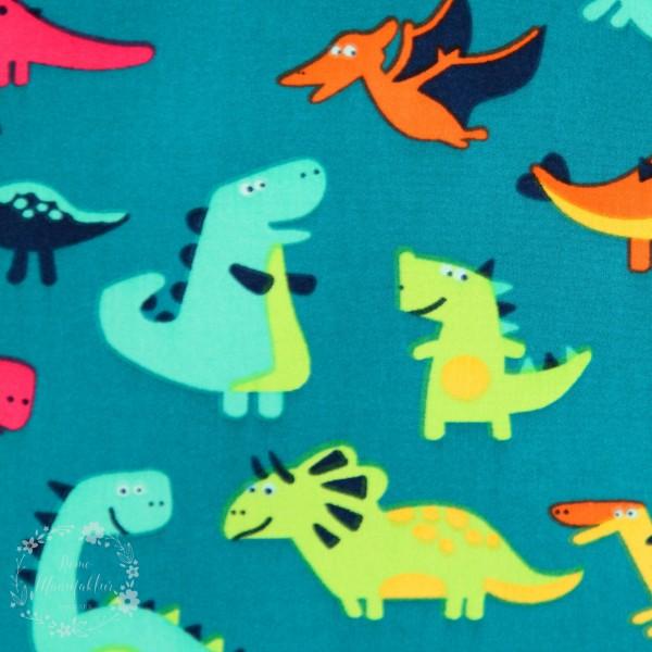 "Softshell ""Dino"" turkis"