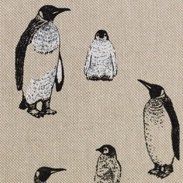 "Dekostof ""Christian"" pingvin"