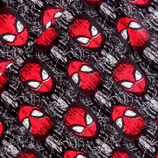 "Bomuldsjersey ""Superhero Spiderman"""