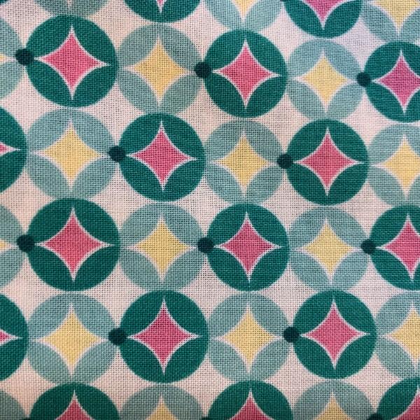 "Bomuld ""L's Modern"" fra Lecien Fabrics"