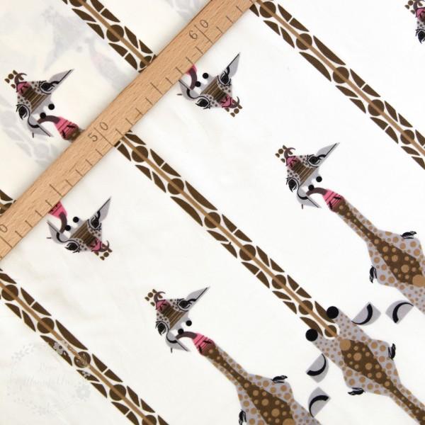 """BIO-Bomuld """"Charley Harpern Nurture"""" ch17 fra Birch Fabrics"""