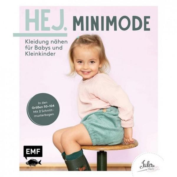 """Bog """"Hej. Minimode"""" str 50 - 104"""