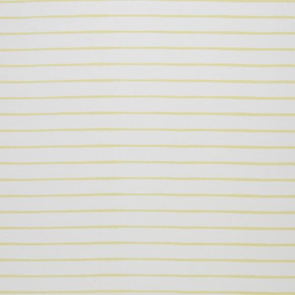 "65 cm Jersey Panel ""Fuchsgeschwister lys grøn"" by Birgit Boley"