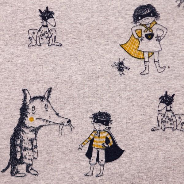 """BIO-Jersey """"Superhelden"""" by susalabim"""