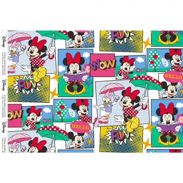 "Disney-Jersey ""Minnie Maus - Comic Strip"""