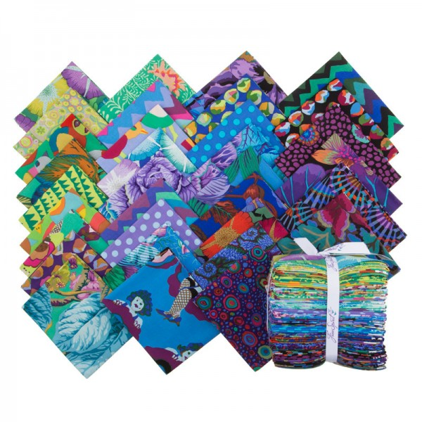 "Fat Quarter Bundle ""Kaffe Collective Spring..."