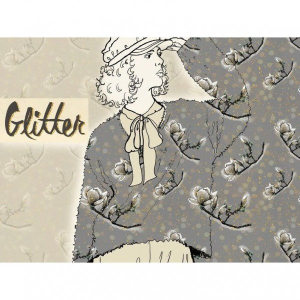 "Isoli med modal kollektion ""Glitter"""