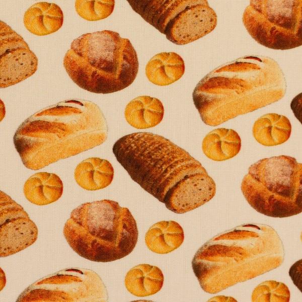 "Bomuld ""Kim"" brød og boller hvid"