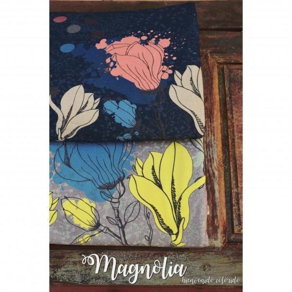 """Viscose-Jersey kollektion """"Magnolia"""" by Bienvenido Colorido"""