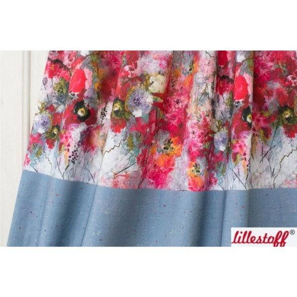 """120 cm BIO-Jersey-Panel """"Salome"""" by Tante Gisi"""