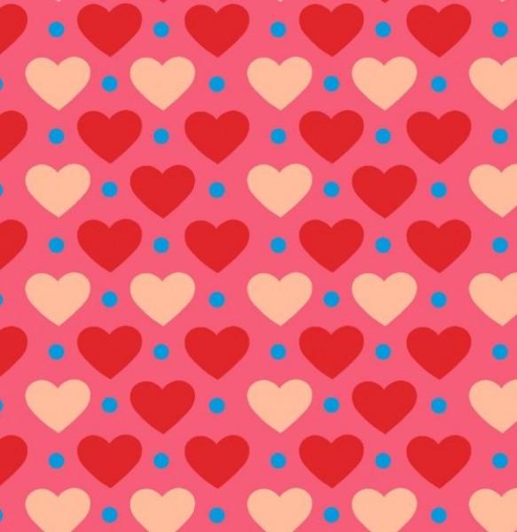 Ribkant Jacquard hjerte