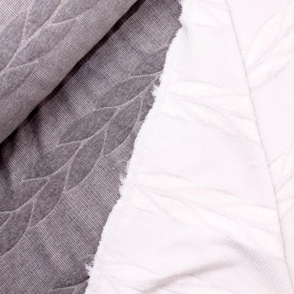 Vinter-Strick grå