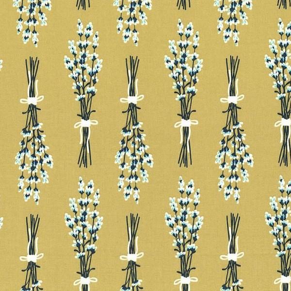 "Bomuld ""Homestead Life - Twine Lottie's Bouquet..."
