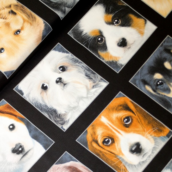 """Bomuld """"Adorable Pets"""" by Howard Robinson"""