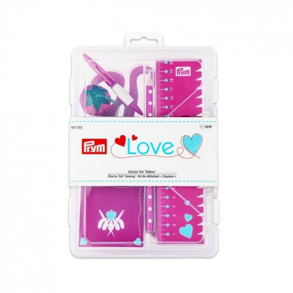 "Prym Love ""Starter Set Sy"" pink"