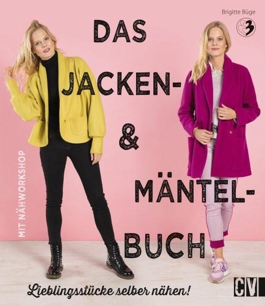 """Bog """"Das Jacken- & Mäntel-Buch"""" str 36 - 44"""
